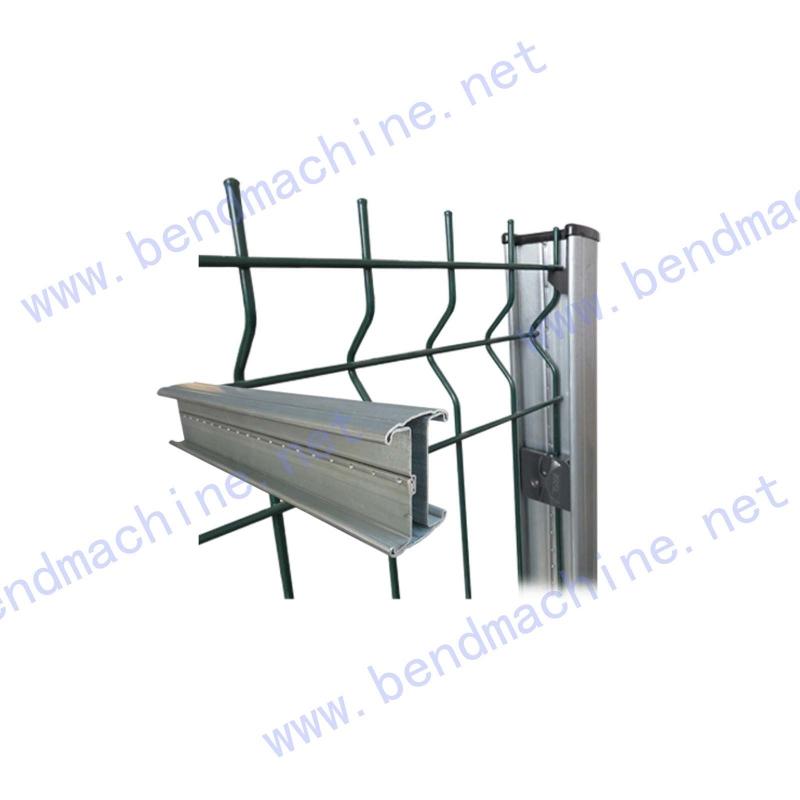 锁缝连接围栏立柱1