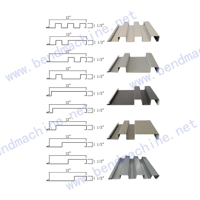 矩形波金属墙板